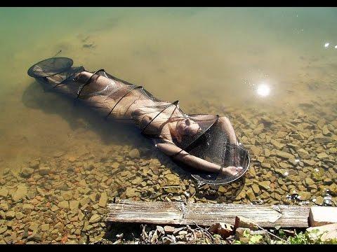 Неожиданный и необычный улов. Редкие случаи на рыбалке.