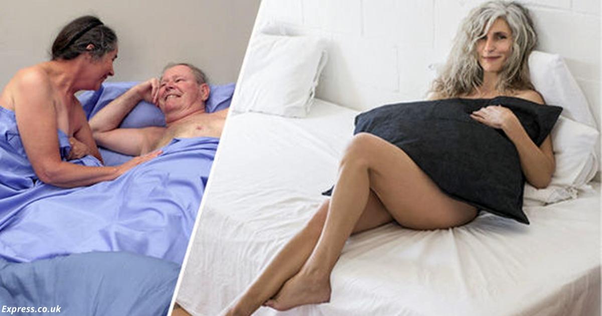 Оказалось, что секс — любимое развлечение для тех, кому за 65! Вы тоже не верите, да?