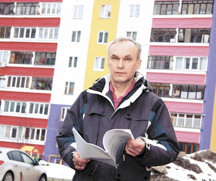Как глава ТСЖ превратил панельную девятиэтажку в дворец по муниципальному тарифу
