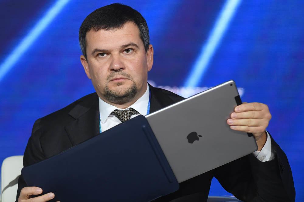 Максим Акимов рассказал о видеофиксации на дорогах и суверенном Рунете