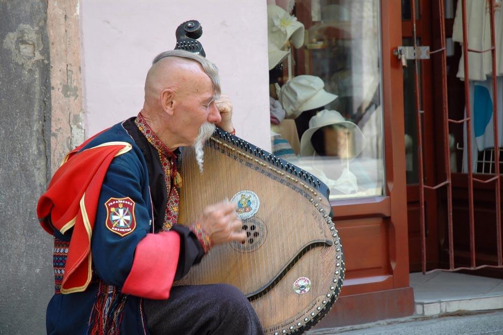 Украинский «ждун»