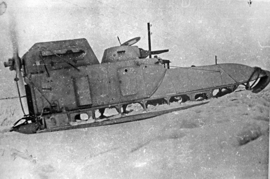 Снежный танк