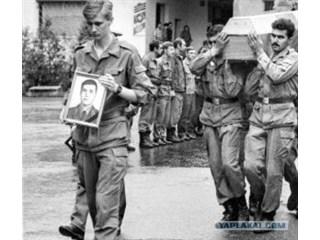 Подвиг штрафников-танкистов. Грузия 1992 г