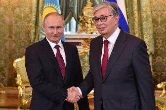 Первый зарубежный визит нового президента Казахстана