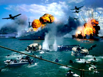A Modern Day Pearl Harbor Disaster?