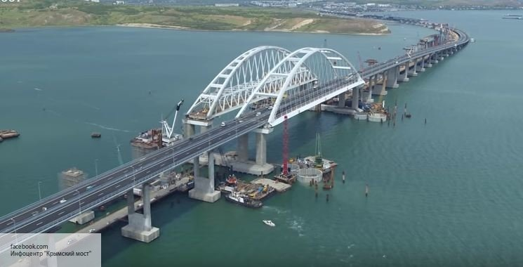 СМИ: строителям Крымского моста могут доверить новый многомиллиардный проект в Тамани