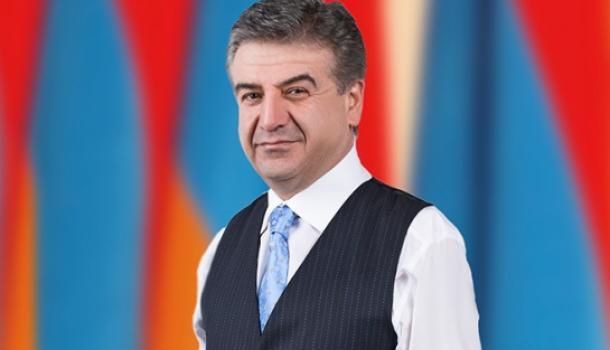 Армению возглавил бывший функционер «Газпрома»