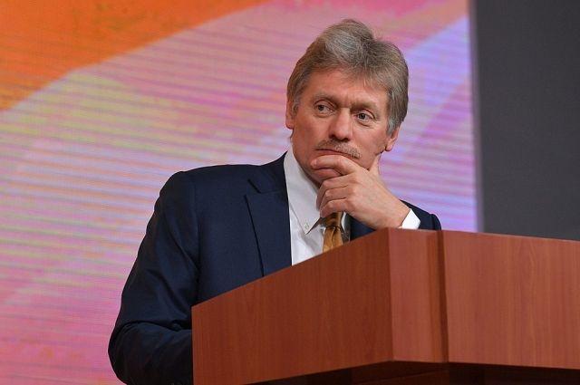 Песков: Путин всегда требовал от выборов полной прозрачности