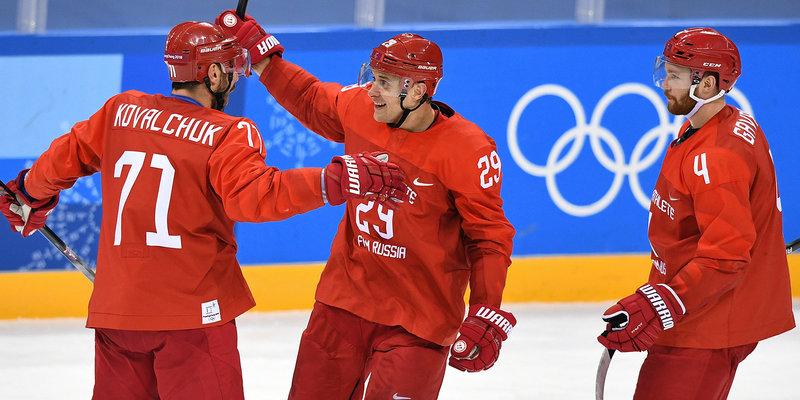 Шестеро хоккеистов СКА стали заслуженными мастерами спорта России