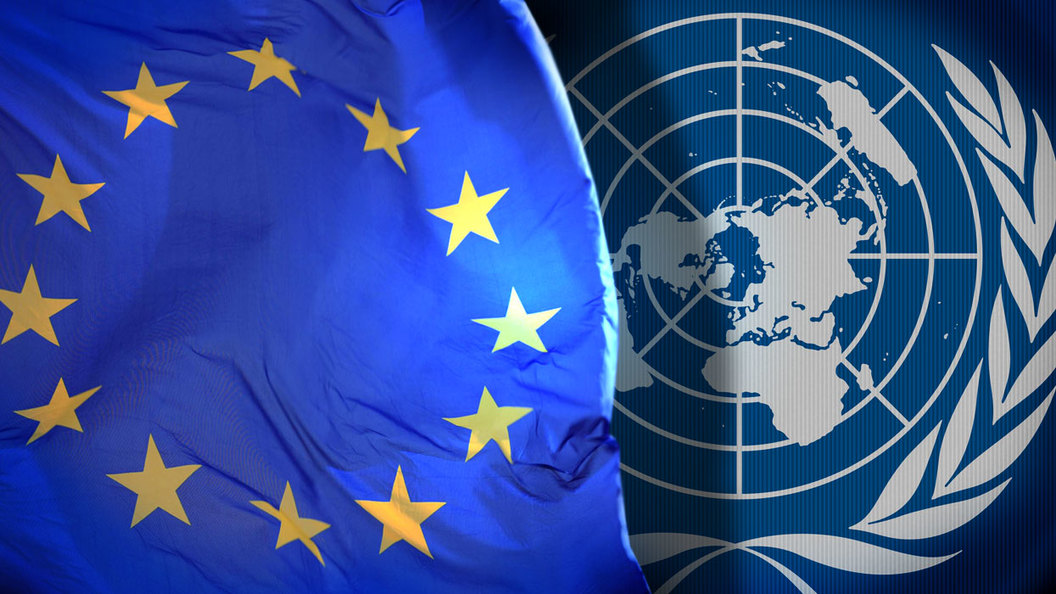 ООН и Евросоюз мешают Асаду …