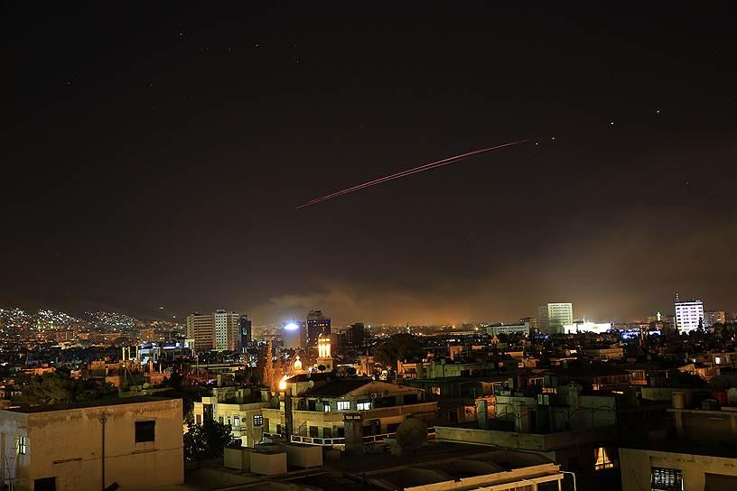 Удар США по Сирии - пиар на высшем уровне