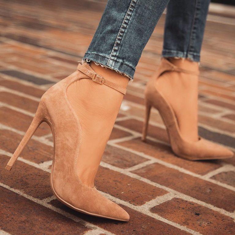 Модная обувь весна-лето 2018…