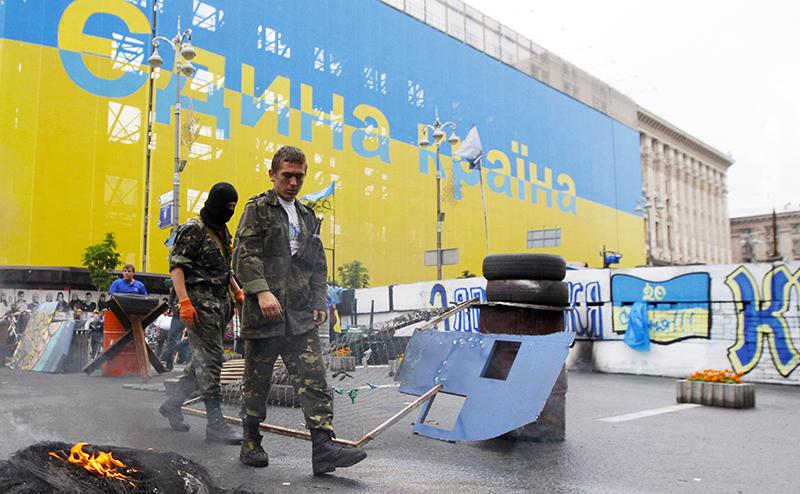 Сохранить целостность Украины сможет только Россия