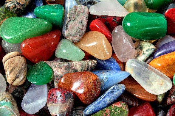 Камни, приносящие удачу их владельцу