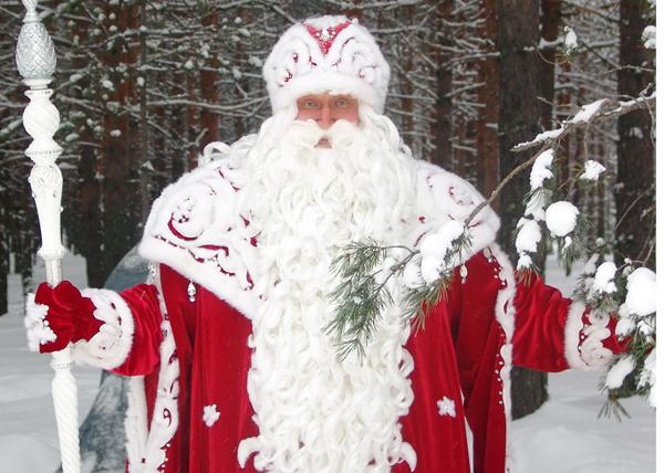 С днём рождения, Дед Мороз!!!