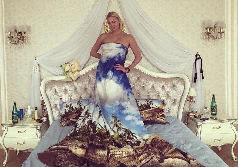Всплыли новые подробности о любовнике Анастасии Волочковой