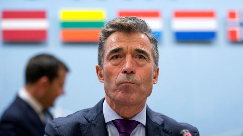 Расмуссен: Европа должна док…