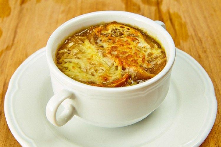 Классический луковый суп