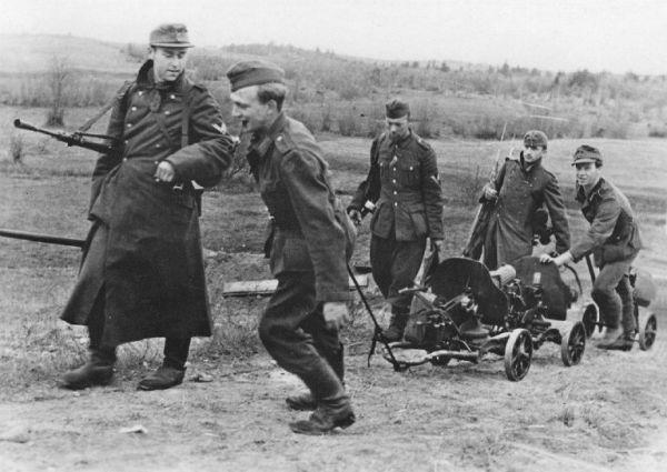 Какие трофейные советское оружие и технику больше всего ценили в вермахте