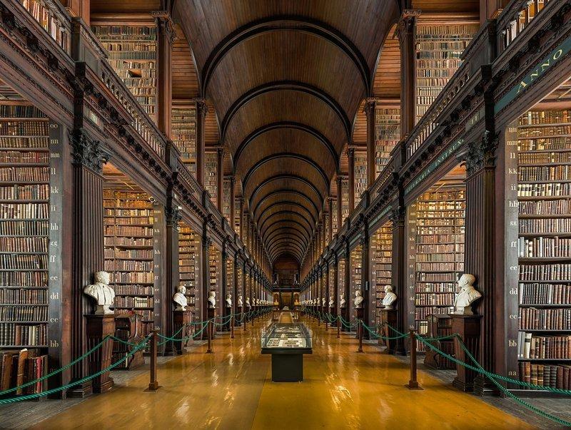 5 самых красивых библиотек иностранных вузов