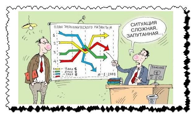 Один вопрос на засыпку господам экономистам: Как раньше добивались бОльшего без чёртовых западных кредитов?!!