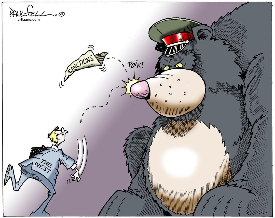 Немного о новых санкциях по …