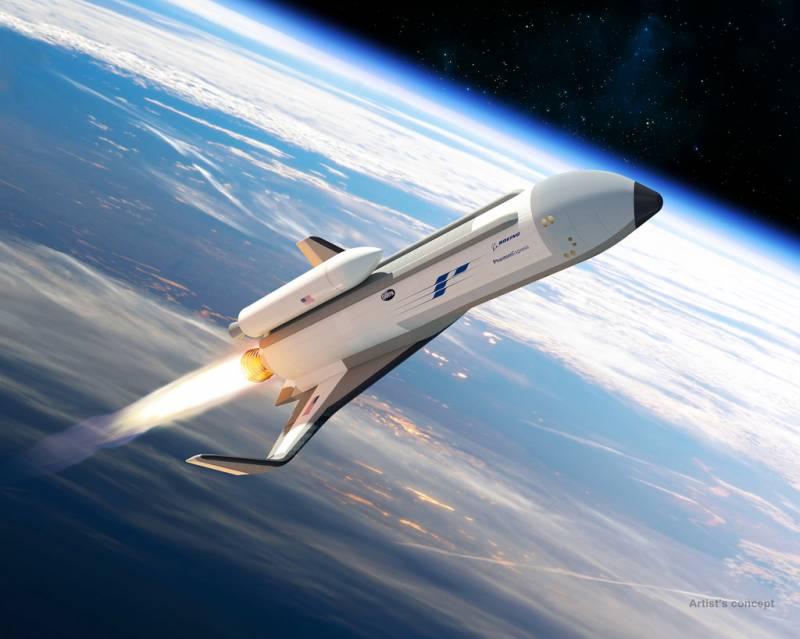 В США приступили к разработке многоразового космического грузовика