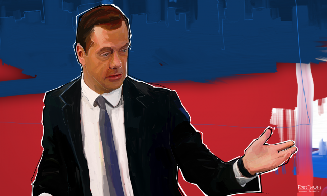 Медведев и моральная отставк…
