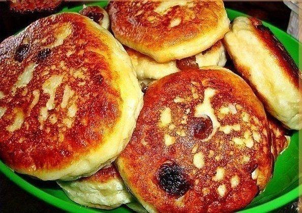 Пышные и очень вкусные оладушки к завтраку. Готовлю только так!