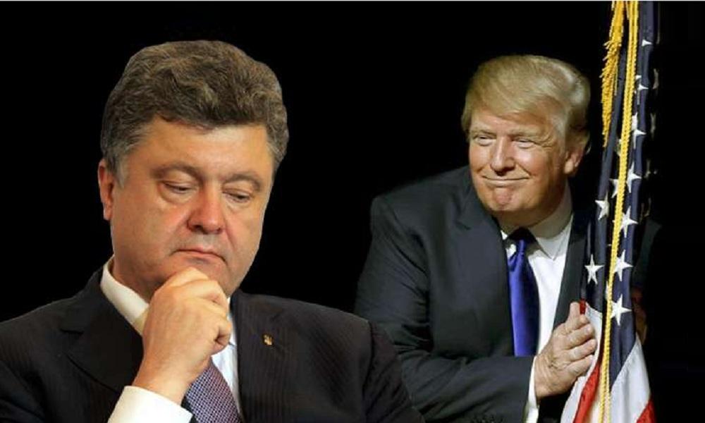 Снова в пролёте: лоббистов Порошенко гонят из Белого Дома поганой метлой