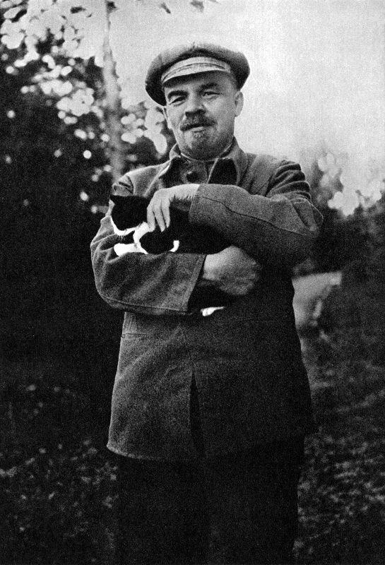 Не был Ленин святым, не был …
