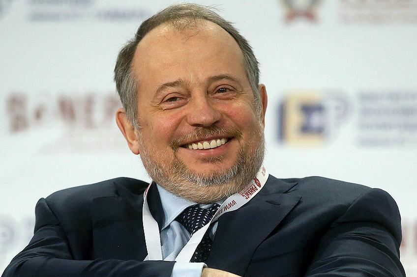 Новый рейтинг самых богатых россиян возглавил Владимир Лисин