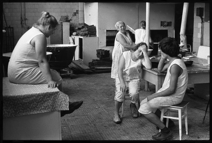 Отдых хлебопеков, 1980 год, село Огундай, СССР было, история, фото