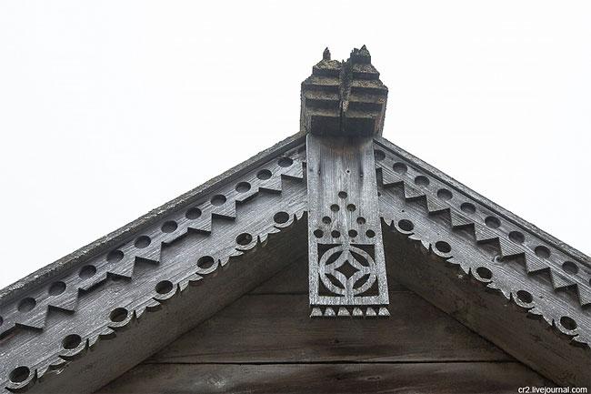 Уникальные древние деревянные церкви Карелии (25 фото)