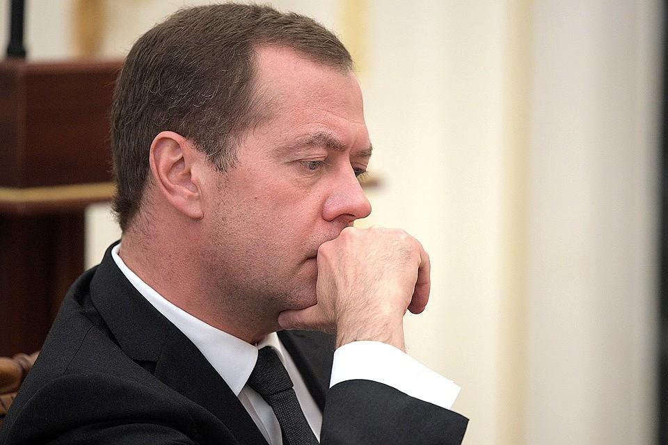 Останутся ли на своих постах Дмитрий Медведев и его окружение?