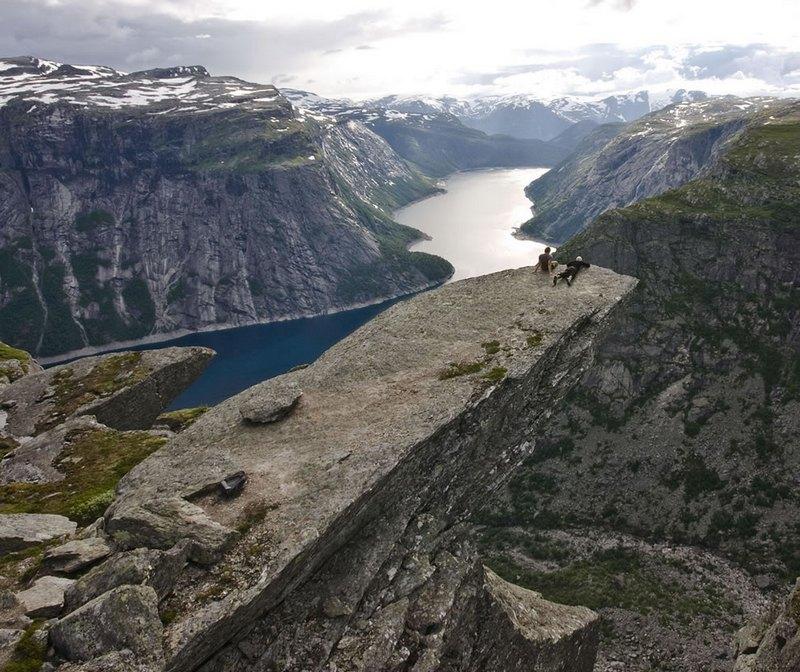 Норвегия, фото природы