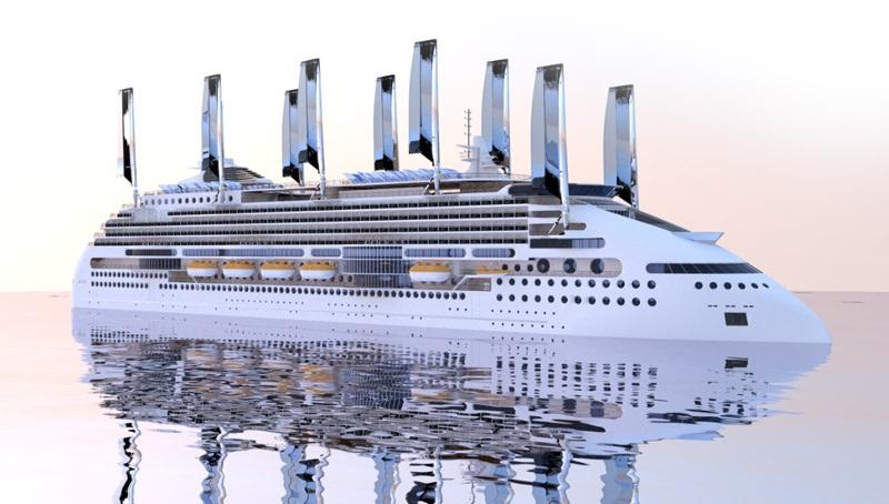 ОСК построит для японской компании Peace Boat арктический круизный лайнер