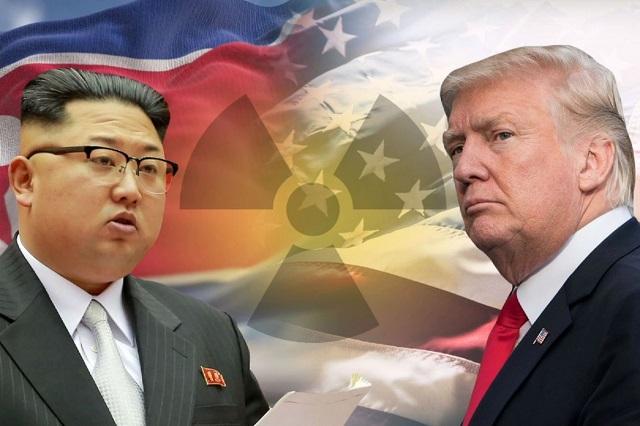 Северная Корея прикрывает Тр…