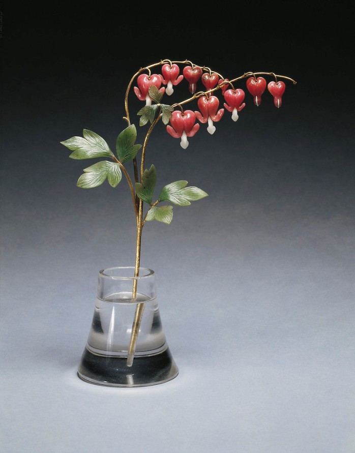 Каменные цветы Фаберже