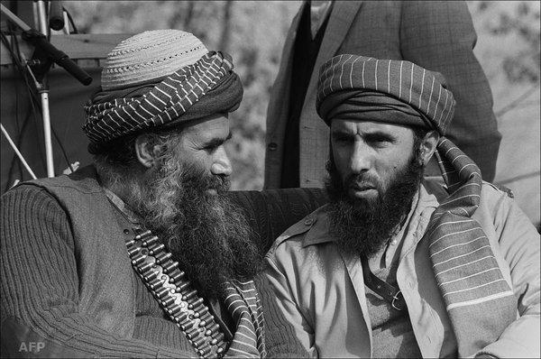Как Наджибулла правил Афгани…