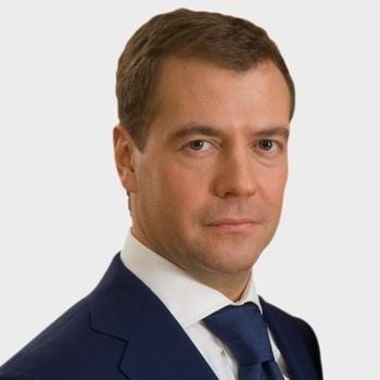 Медведев - регионам: Вы там мобилизуйтесь и держитесь