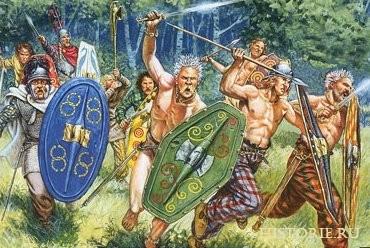 Древние кельты. Как выглядели древние Кельты