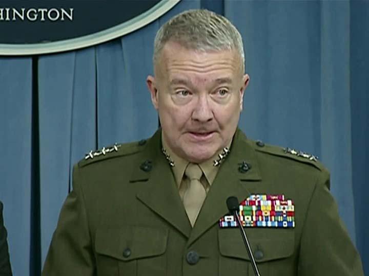 Генерал-лейтенант Кеннет Маккензи