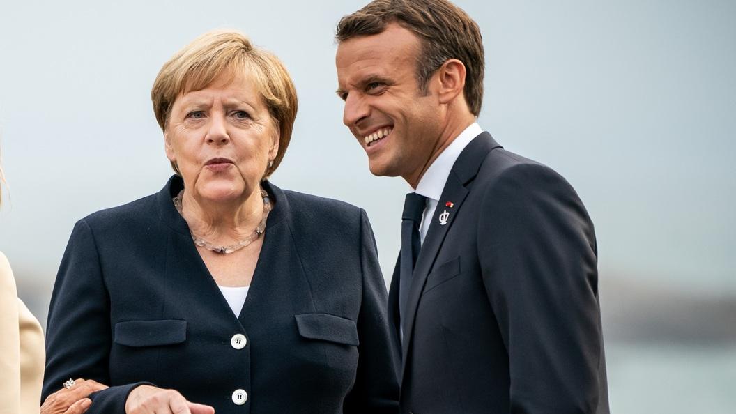 Зеленский упустил последний шанс. ФРГ и Франция сливают Украину