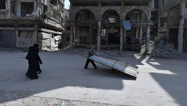 Новости Сирии. Сегодня 6 мая 2018