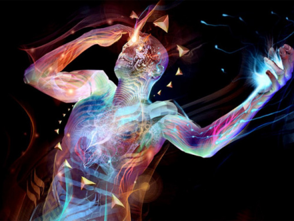 Загробный мир и переселение душ с позиции квантовой механики