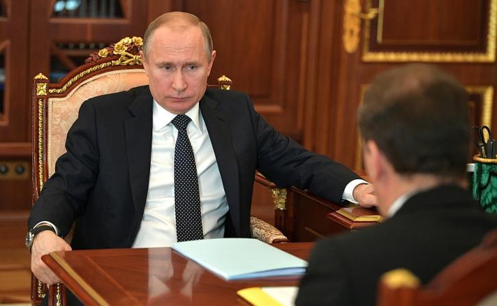 Путин начал, как экстренно «…