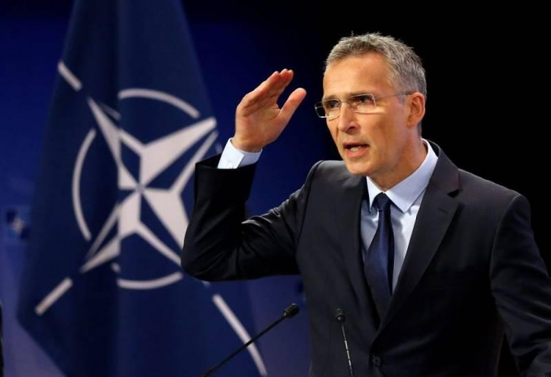 Флот НАТО отправляется в Чер…