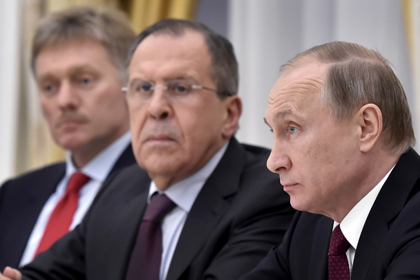 Кремль сказал железное слово…