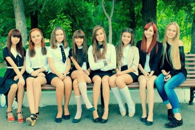 частное фото группа